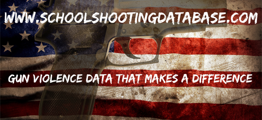 Database (Excel spreadsheet) of American School Shootings - Home